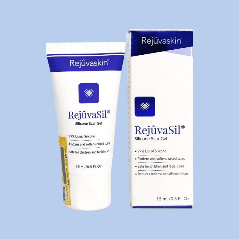Kem trị sẹo rỗ hiệu quả Scar Rejuvasil