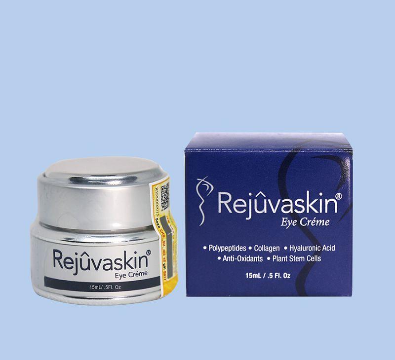 Kem trị thâm mắt hiệu quả Rejuvaskin® Eye Cream có nhiều ưu điểm nổi bật