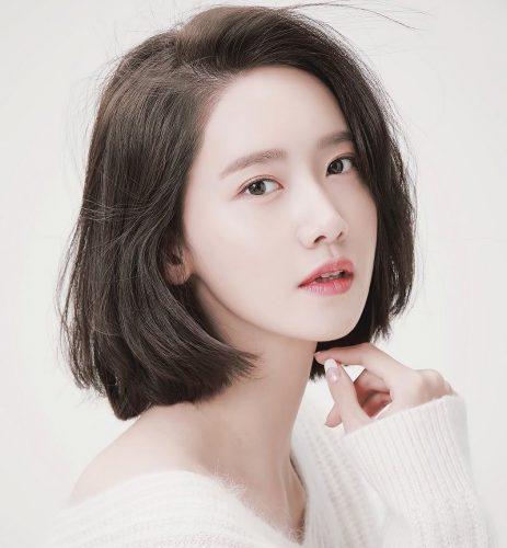Tóc ngắn Hàn Quốc không mái tạo sự khác biệt