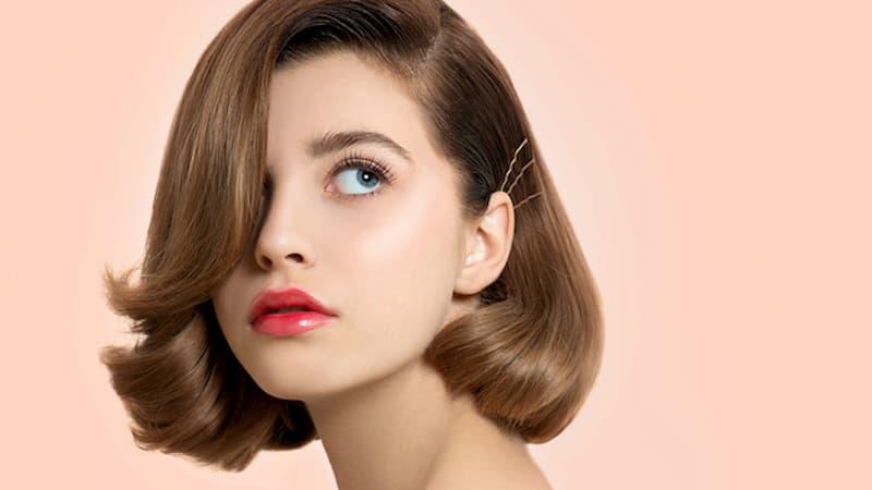 Những kiểu tóc ngắn uốn phồng sẽ trở thành xu hướng