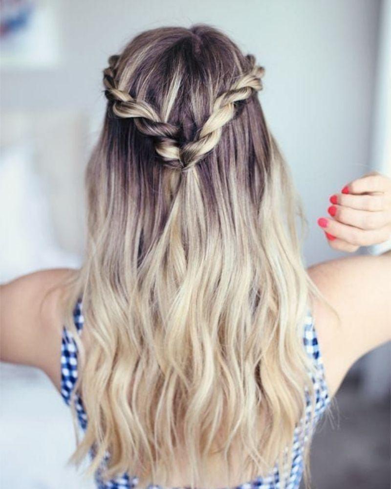Màu tóc cho những cô nàng cá tính mạnh mẽ nhưng vẫn nữ tính