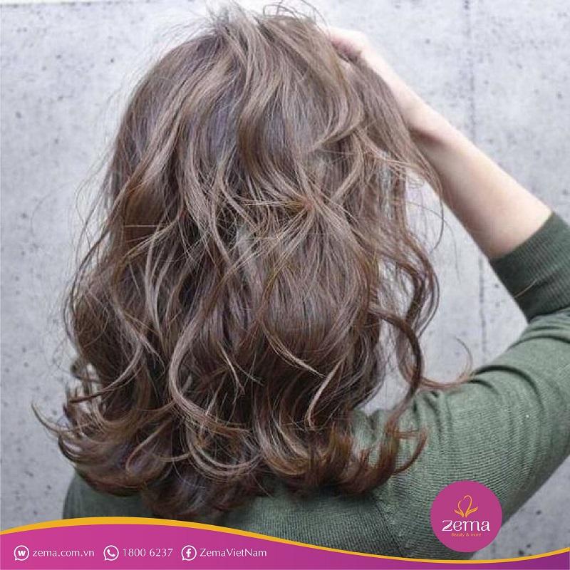Những mái tóc tại Zema luôn khiến các nàng vô cùng ưng ý