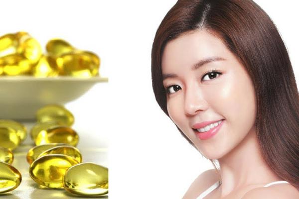 Vitamin E có tác dụng chống lại lão hóa