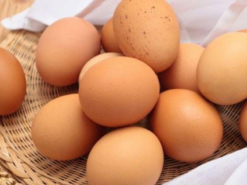 Trứng gà hỗ trợ làm trắng da rất hiệu quả