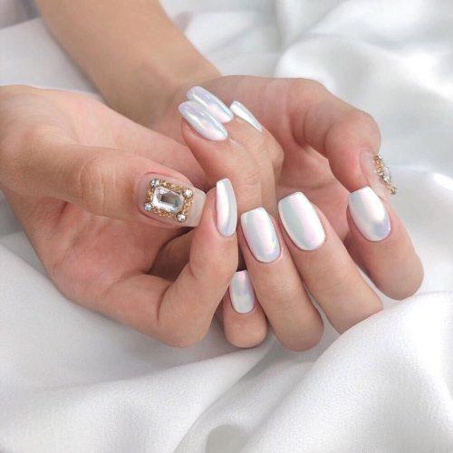 Mẫu nail đẹp đơn giản cho nàng tham khảo