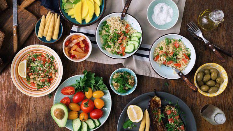 Chọn đúng thực phẩm cũng là một bí quyết để giảm cân hiệu quả