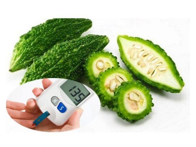 Mướp đắng giúp kiểm soát lượng đường trong máu