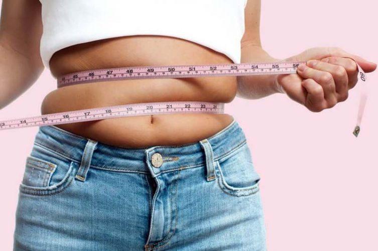Đo chu vi cơ thể xác định mức độ mỡ thừa