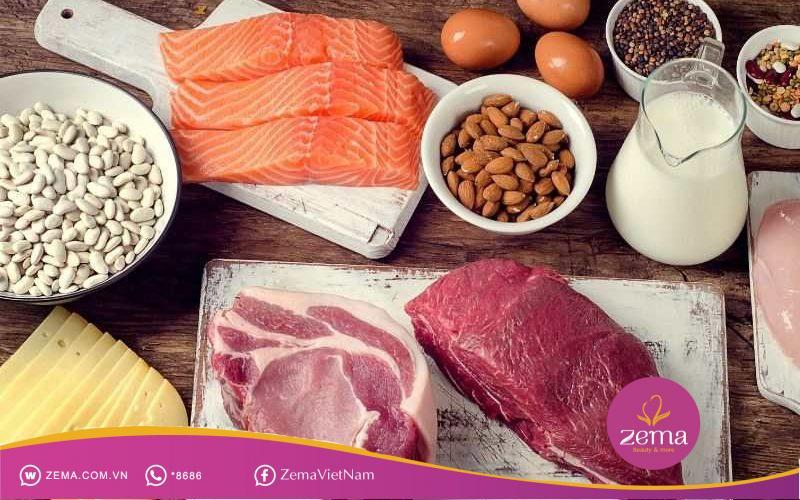 Đạm và protein rất quan trọng với cơ thể