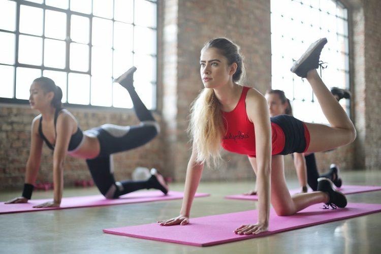 Tập thể dục mỗi ngày để tăng cường sức khỏe và giảm cân