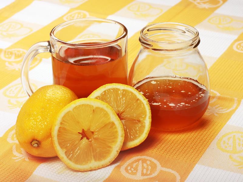 Chanh và mật ong là nguyên liệu giúp trị nám an toàn và hiệu quả