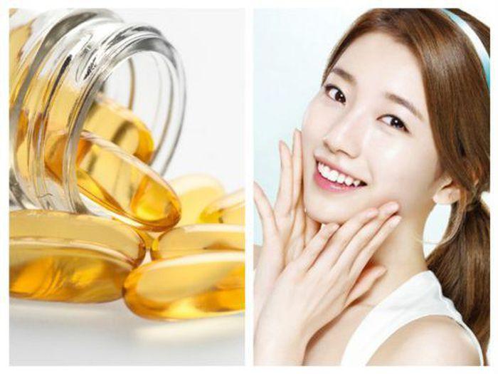 Uống vitamin e trị mụn nội tiết. Vitamin E là người bạn đồng hành tuyệt vời của chị em