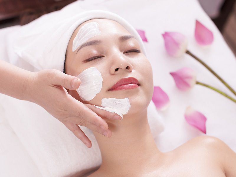Chăm sóc da mặt tại spa sẽ được thiết kế liệu trình cụ thể cho từng người