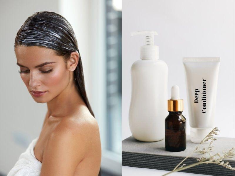 Kết hợp các sản phẩm dưỡng tóc chuyên sâu 1 tuần/lần