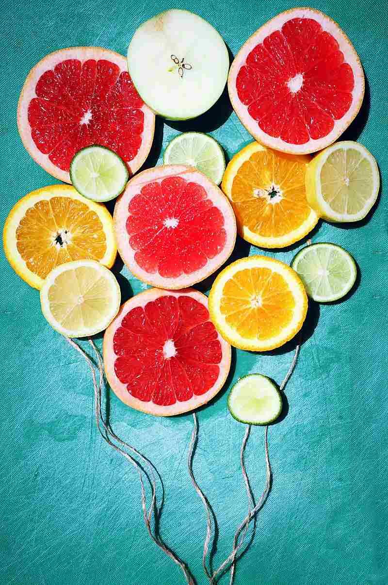Cam là món ăn tráng miệng giúp cơ thể có thể tiêu hoá tốt