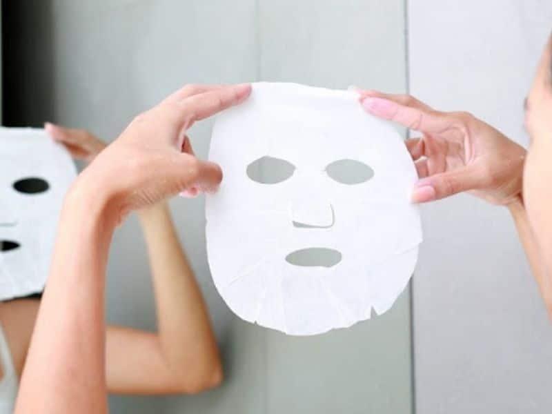 Chiếc mặt nạ giấy thông dụng ngày nay