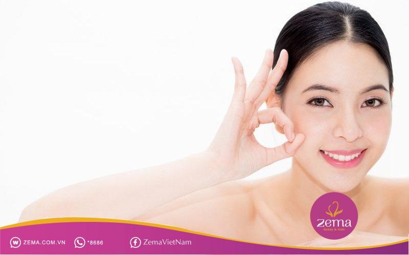 Đắp mặt nạ giấy có nhiều lợi ích cho làn da
