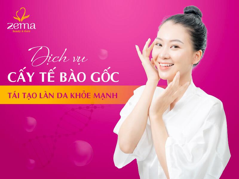 Dịch vụ cấy tế bào gốc tại Zema Việt Nam