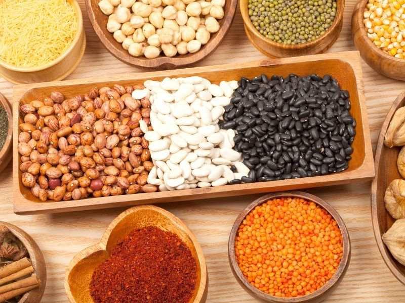 Các loại hạt dùng làm ngũ cốc để ăn giảm cân