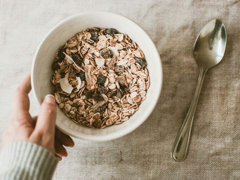 Ngũ cốc dùng cho bữa sáng