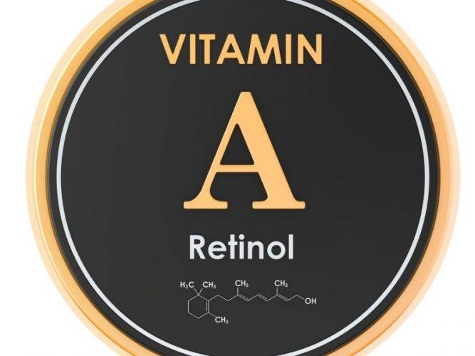 Retinol được sử dụng nhiều trong việc làm đẹp da