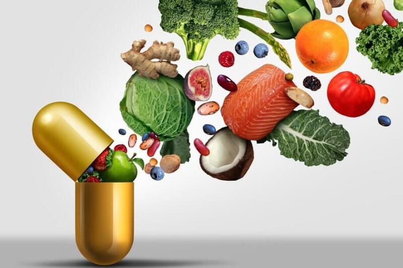 Cung cấp cho cơ thể những dưỡng chất thiết yếu giúp da khỏe mạnh