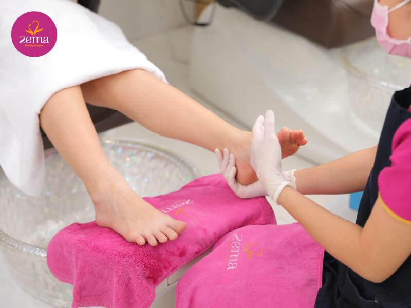 Massage tay chân kiểu nhật là gì ?