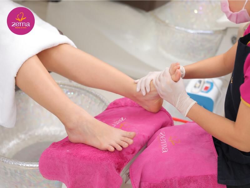 Dịch vụ massage tay chân kiểu Nhật giúp tránh đau nhức và căng cơ