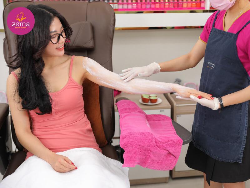 Điểm khác biệt giữa dịch vụ Massage tay chân Nhật Bản tại Zema Việt Nam