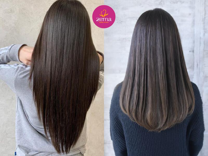 Sự khác biệt giữa phục hồi tóc tại nhà và tại Zema Việt Nam