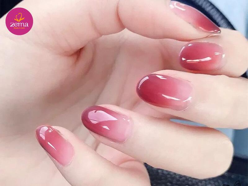 Phong cách sơn nail ombre tại Zema Việt Nam có gì hấp dẫn