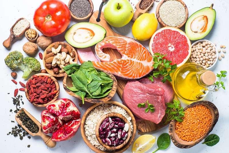 Duy trì chế độ ăn uống khoa sẽ giúp làn da khỏe mạnh