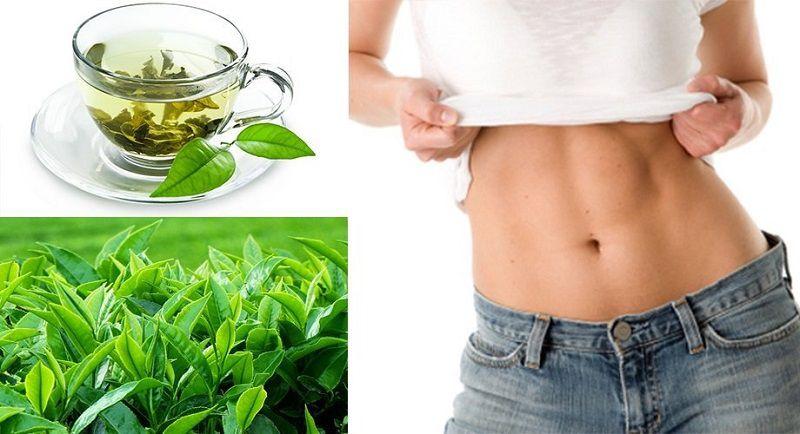 Chị em đã không còn nghi ngờ uống trà xanh có giảm mỡ bụng không?