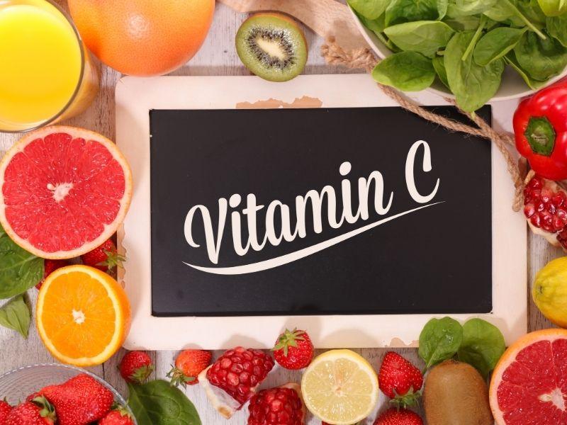Vitamin C quyết định đến sức sống của làn da