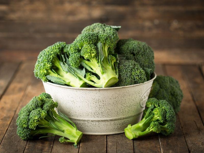 Bông cải xanh có thể hỗ trợ quá trình giảm thâm nám da