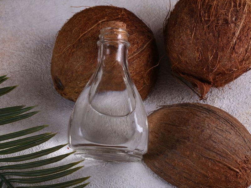 Sử dụng dầu dừa thường xuyên có thể giúp da khỏe mạnh hơn