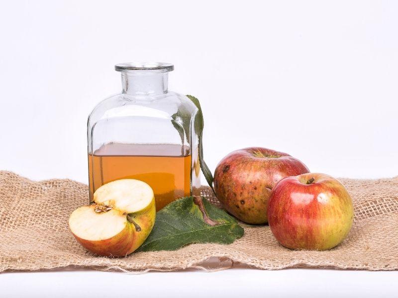 Giấm táo chỉ nên sử dụng một lượng vừa đủ
