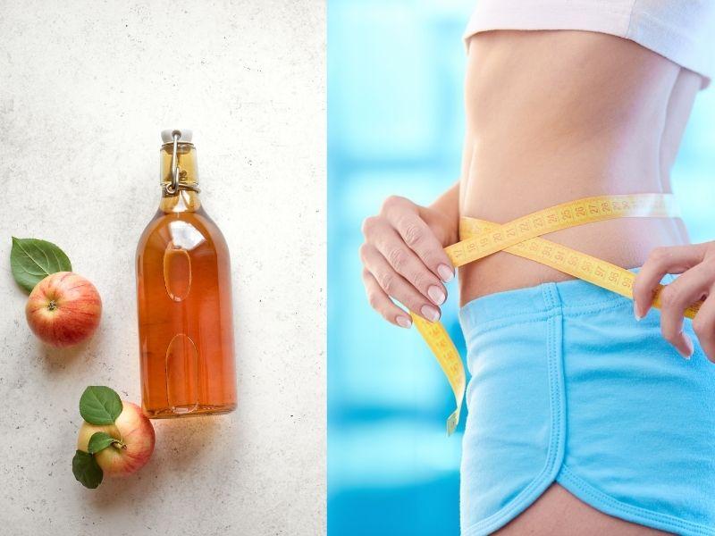 Phương pháp giảm cân bằng giấm táo cần áp dụng đúng cách