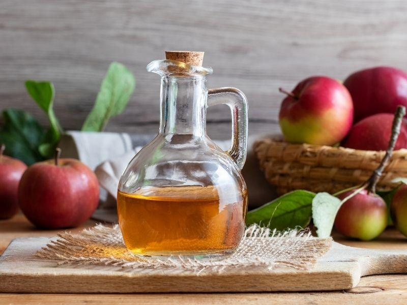 Nên mua giấm táo có nguồn gốc chất lượng rõ ràng