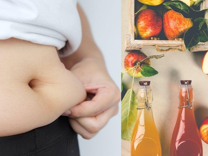Giấm táo có rất nhiều ưu điểm lợi cho việc giảm cân