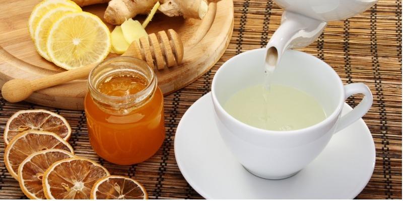 Nguyên liệu để có được một ly mật ong giảm cân thơm ngon