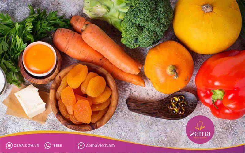 Quan sát bàn tay để nhận biết có thể đang bị thừa vitamin A