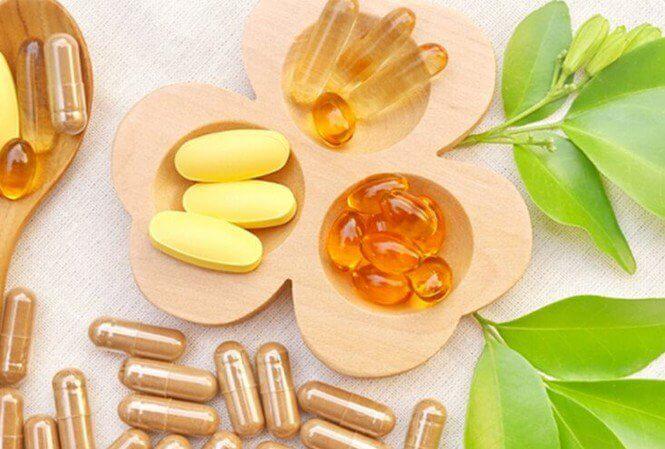 Bổ sung thực phẩm chức năng để tốt cho da và sức khỏe