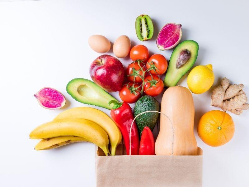 Chế độ ăn uống ảnh hưởng đến độ đàn hồi của da