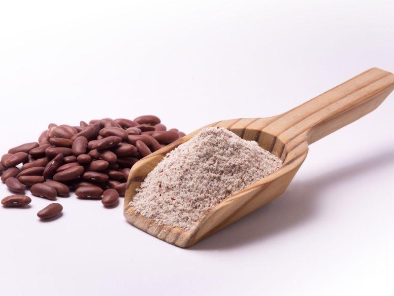 Bột đậu đỏ nguyên chất