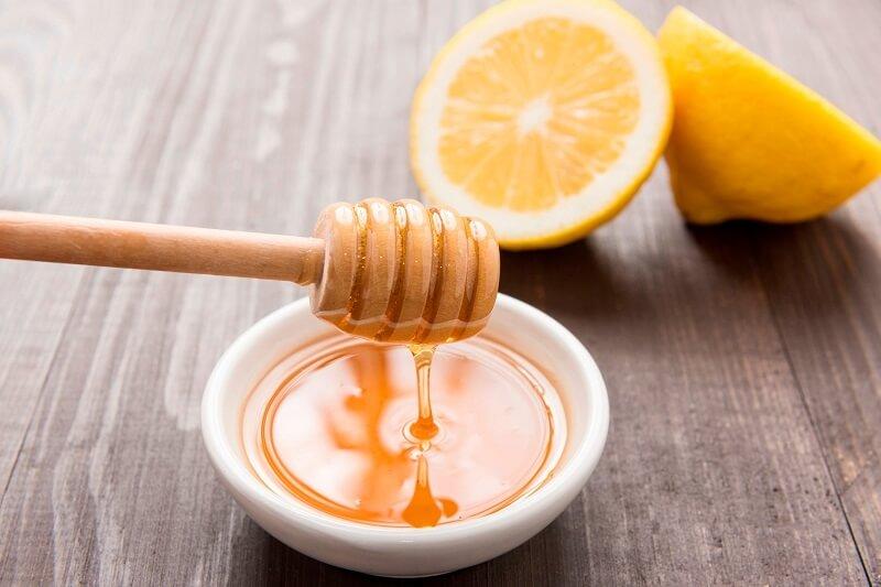Mật ong và chanh là hỗn hợp cực kỳ tốt cho da
