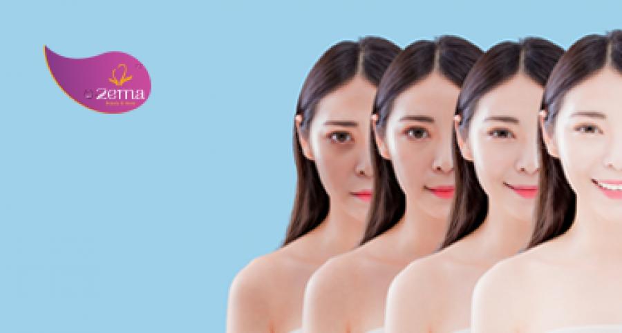 Tắm trắng Face Nano White – công nghệ dành riêng cho da mặt