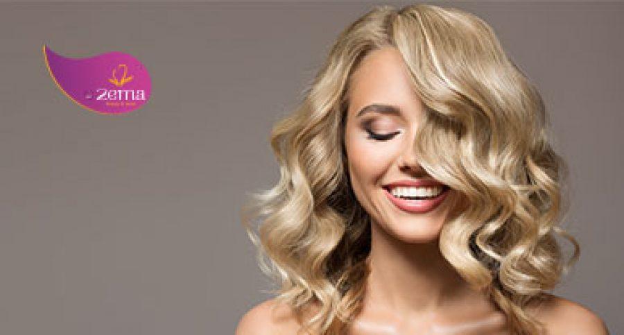 Uốn tóc – dịch vụ yêu thích của phái đẹp
