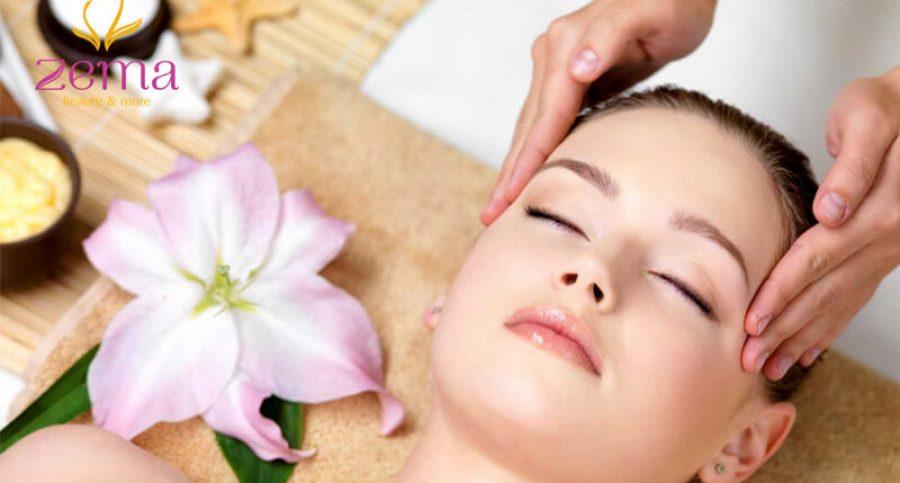 Dịch vụ gội đầu massage thư giãn tại Zema