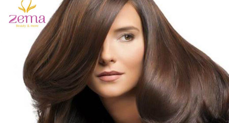 Phục hồi tóc hư tổn nặng, khô xơ